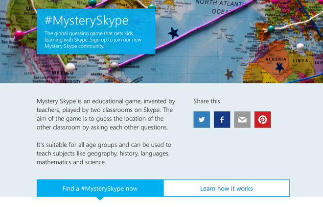 Part 2: Mystery Skype: from meme to platform in three weeks