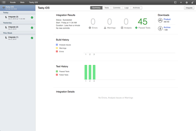 Continuous Integration for iOS Development – Made by Many